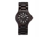 Wewood Watches Date Black Watch