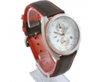 D&G Lou Brown Leather Mens Designer Watch DW0033