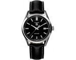 Tag Heuer Carrera Automatic Black Mens Watch WV2..