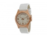 Marc by Marc Jacobs Baby Dave Ivory Dial Unisex ..
