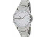 Armani Exchange Silver Quilted Dial Steel Ladies..