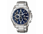 CASI0 E2AV-563D-2AV Edifice Racing Blue Face Chr..