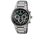 Casio Collection Series Men' s EF-500BP-1AV Watch