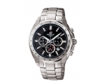 Casio Collection Black Chronograph Men' s EF-532..