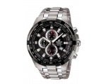 Casio Collection Edifice : Ion-plated Steel Watc..