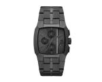 Diesel Chronograph Grey Dial Gunmetal Ion-plated..