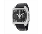 Tag Heuer Monaco Chronograph Black Dial Watch CA..