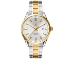 Tag Heuer Carrera 18kt Yellow Gold Mens Watch WV..