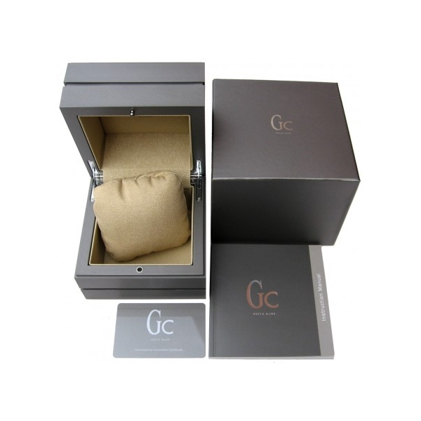 66629aafb Guess GC Ladies Diver Chic Ceramic Chrono Watch I47504M2