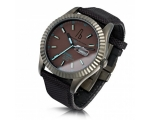 Alessandro Baldieri Gun Black Retrospec Watch AB..