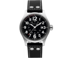 Hamilton H70615733 Khaki Officer Series Men's Wa..