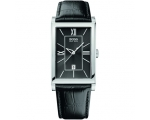 Hugo Boss 1512385 Men's Black Dial Stainless Ste..