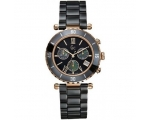 Guess GC Ladies Diver Chic Ceramic Chrono Watch ..