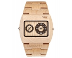 Wewood Watches Jupiter Beige Watch