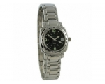Krug Baumen 150360KL Ladies Empire Black Steel W..