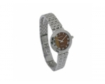 Krug Baumen 261138KL Ladies Perception Tiger Eye..