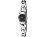 Accurist LB1038B Ladies' Silver Tone Bracelet Wa..