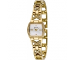 Accurist Lb1484p Ladies Core Stone Set All Gold ..