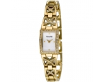 Accurist Ladies' Gold Tone Bracelet Watch - LB14..