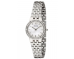 Accurist LB1739P Ladies' Silver Dress Watch