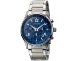 Accurist Men's Blue Dial Chronograph Bracelet Wa..