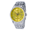 Accurist MB935Y Gents Chronograph Yellow face Wa..
