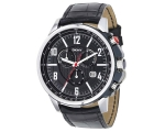 DKNY NY1325 - Mens Black Dial Chronograph Design..