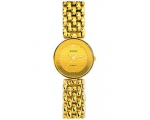 Rado Florence Ladies Yellow plated Watch R48745263
