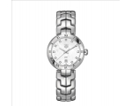 Tag Heuer Link Mother of Pearl Dial Steel Ladies..