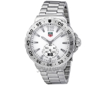 Tag Heuer F1 White Dial Stainless Steel Mens Wat..