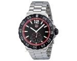 Tag Heuer Formula 1 Black Dial Steel Mens Watch ..