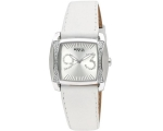 Breil TW0476 Flight Ladies Leather Strap Watch S..
