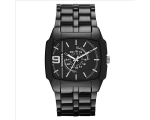 Diesel Analog Black Dial Black Acetate Mens Watc..