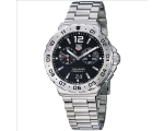 Tag Heuer Formula 1 Black Dial Mens Watch WAU111..
