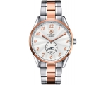 Tag Heuer Carrera 18kt Rose Gold Mens Watch WAS2..