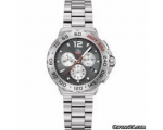 Tag Heuer Formula 1 Anthracite Sunray Steel Mens..