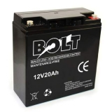 Bolt 12V/20Ah Deep Cycle Solar Recharg..