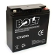 Bolt 12V/20Ah Deep Cycle Solar Rechargeable Battery