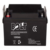 Bolt 12V/65Ah Deep Cycle Solar Recharg..