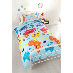 Bird House Duvet Set - ..