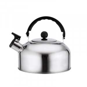 YOLALA 3L Induction Water Kettle, Stainless Steel, For Gas or Electric Hobs