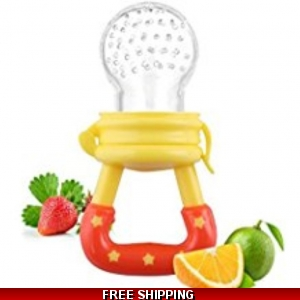 Baby Fruit Feeder ..