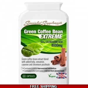 Green Coffee Bean ..