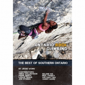 Ontario Rock Climbing: The B..