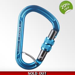 KAILAS Mount PCS Screwgate Carabiner