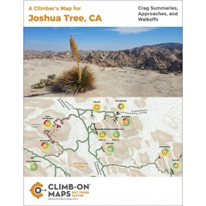 A Climber's Map for Joshua T..