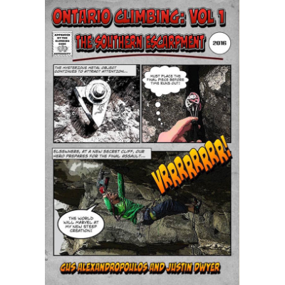 Ontario Climbing: Vol.1 - The Southern Escarpment