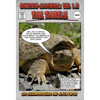 Ontario Climbing: Vol.1.2 - The Turtle