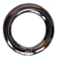 GRANDWALL Stainless Steel Rap Ring