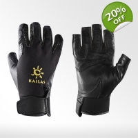 KAILAS Men's Half Finger Rock Glove